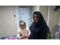 14 yılın özlemi 'Hasret' bebekle son buldu