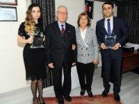İki genç avukata özel ödül
