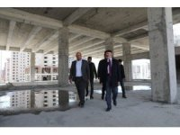 Kocasinan Belediyesi'nden Erkilet'e çok modern amaçlı tesis