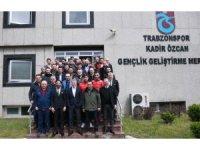 """Ahmet Ağaoğlu: """"Trabzonspor ruhu, Trabzonspor'un ilke ve ülküsüne bağlı futbolcular yetiştireceğiz"""""""