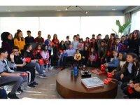 Saran Grup, 23 Nisan etkinliğinde 60 çocuğa İstanbul'u gezdirdi