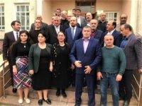 Bilal Erdoğan'dan, Kırgızistan Ahıska Türkleri Derneğine ziyaret