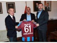 Başkan Ağaoğlu'ndan başkanlara ziyaret