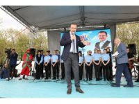 """Eyüpsultan'da """"Çocuk Sanat Festivali"""""""