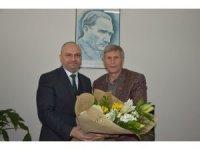 AK Parti'li Mersinli'den Gazeteciler Cemiyetine ziyaret