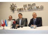 """Bakan Pakdemirli: """"Demek ki İzmir'de gönüllere giremedik"""""""