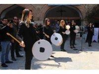 Aydın BŞB Kadın Mehteran Takımından Kuşadası'nda konser