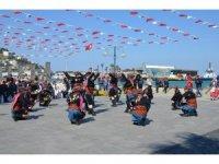 Kuşadası'nda Turizm Haftası kutlamaları