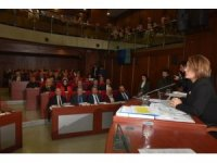 İzmit'te yeni dönemin ilk meclis toplantısı yapıldı