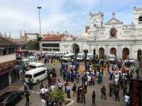 Sri Lanka'da 3 otel ve 3 kilisede patlama!
