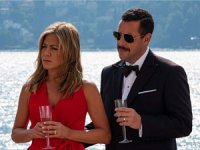 Jennifer Aniston ve Adam Sandler aynı filmde
