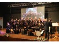Sapanca'da Türk Halk Müziği konseri