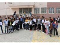 Silopi'de Kitap Kurdu yarışması yapıldı