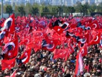 Yüz binler Ekrem İmamoğlu'nun Maltepe mitingine akın etti