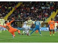 Spor Toto Süper Lig: Aytemiz Alanyaspor: 1 - Fenerbahçe: 0 (Maç sonucu)