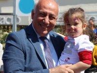 Söke Belediye Başkanı Levent Tuncel'den 23 Nisan mesajı