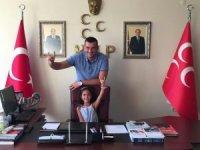 MHP Aydın İl Başkanlığından 23 Nisan mesajı