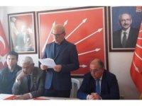 Datça CHP'den saldırıya kınama