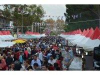 Manisa Mesir Sanayi ve Ticaret Fuarı açılıyor