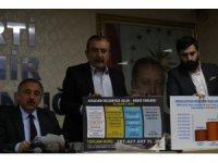 AK Parti İl Başkanından Kırşehir Belediyesi'nin borcu ile ilgili açıklama