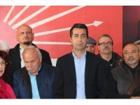 Niğde CHP teşkilatından saldırıya tepki