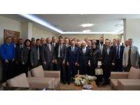ÇOMÜ'de Rektörlük Devir Teslim Töreni gerçekleşti