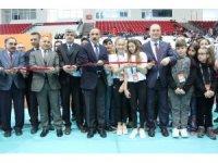 """Elazığ'da """"TÜBİTAK  Ortaokul Araştırma Projeleri Final Yarışması"""" başladı"""