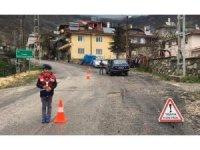 Trafik denetimi çocuklardan