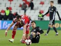 Spor Toto Süper Lig: DG Sivasspor: 1 - Beşiktaş: 2 (Maç sonucu)