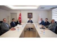 Kapadokya Üniversitesi MEB öğretmenlerine uçak-bakım alanında eğitim verecek