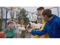 Çocuklar Anadolu'da Zeka Gücü ile geleceğin robotlarını tasarlıyor