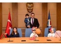 Anadolu Üniversitesi Senatosu '23 Nisan' özel gündemiyle toplandı