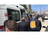 Bilecik Belediyesi meclis üyesine otomobil çarptı