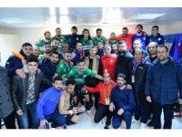Malatya Yeşilyurt Belediyespor'da bütün hesaplar 3.lig üzerine