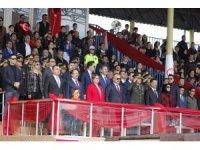 Siirt'te 23 Nisan Ulusal Egemenlik ve Çocuk Bayramı coşkuyla kutlandı