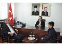 23 Nisan Ulusal Egemenlik ve Çocuk Bayramı Şırnak'ta coşkuyla kutlandı