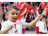 Ampute futbol takımı 23 Nisan kutlamalarına damga vurdu