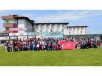Trabzonspor'da 23 Nisan coşkusu