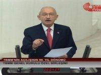 Kılıçdaroğlu üç kelimeyle özetledi... 'Hak, hukuk ve adalet'