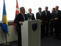 Dışişleri Bakan Yardımcısı Kaymakçı, Kosova Türkleri Milli Bayramı için Kosova'da
