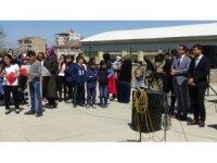 Gercüş'te 23 Nisan töreninde drone savarlı önlem