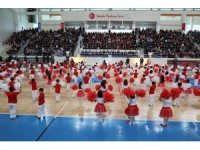 23 Nisan kutlamaları Erzincan'da renkli görüntüler oluşturdu