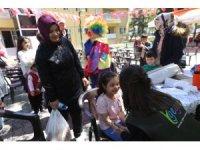 Glutensiz bir başka kafe'de 23 Nisan etkinliği