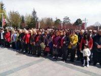 CHP'liler, 23 Nisan töreninde 'Andımız'ı yanlış okudu