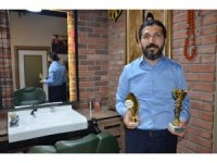 Türk kuaförler dünya 3'üncüsü oldu