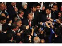 Cumhurbaşkanı Erdoğan'dan kabine değişikliği açıklaması
