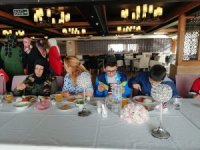 """TÜM İŞ Konfederasyonu Başkanı Mahmut Şahin: """"Çocukların, sadece bu günlerde makamlara gidip oturmasının bir anlamı yok"""""""
