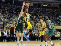 Fenerbahçe, Final-Four için parkede