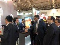 Bursa'nın değerleri Çin pazarında tanıtıldı