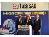 Türkiye'de e-ticaret pazarı yüzde 42 büyüdü